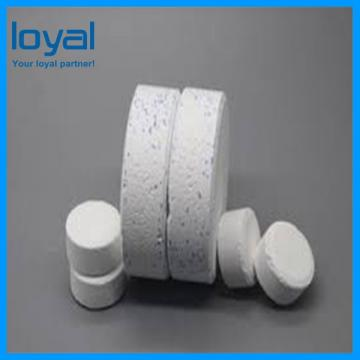 TCCA 90% granular for water treatment chemical tablet press machine