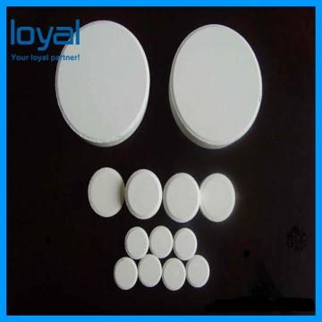 MSDS TCCA 90 Tablets In White Color Or White Color With Blue Spots Chemical Auxiliary Agent