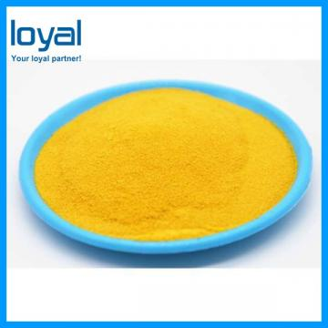 Yelllow Powder PAC 30% Water Purifying Chemicals For Water Treatment