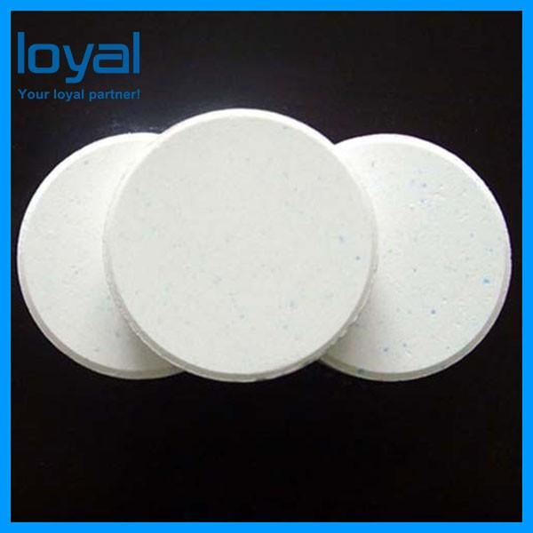 Trichloroisocyanuric Acid 90% TCCA Chemistry Powder/Granular/Tablets for Swimming Pool #1 image