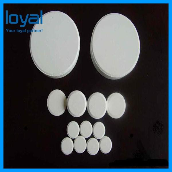MSDS TCCA 90 Tablets In White Color Or White Color With Blue Spots Chemical Auxiliary Agent #1 image